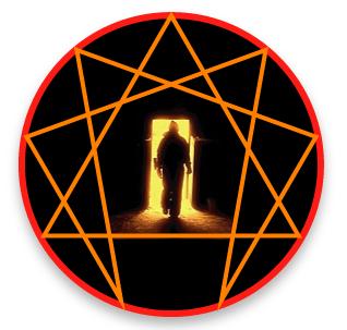 Nueve puertas del eneagrama