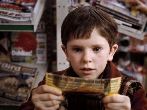 Charlie Bucket (Charlie y la fábrica de chocolate)