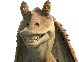 Yar Yar Binks (Star Wars)