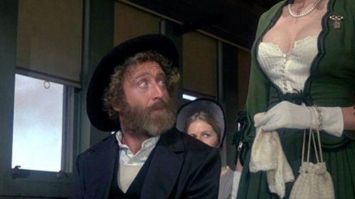 Belinski (El rabino y el pistolero)