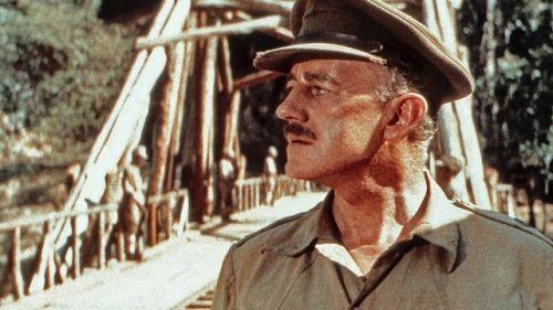 Coronel (El puente sobre el rio kwai)