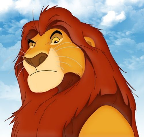 Mufasa (El rey leon)