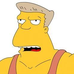 Rainer Wolfcastle (Simpsons)
