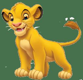 Simba (El Rey León)