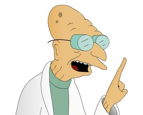 Profesor Hubert J. Farnsworth (Futurama)