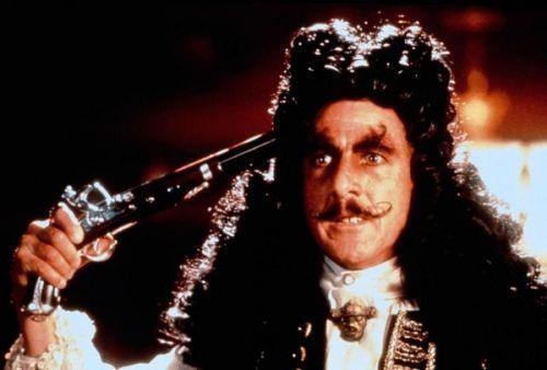 Capitan Garfio (Hook)