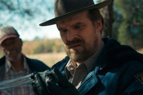 Jefe Hopper (Stranger Things)