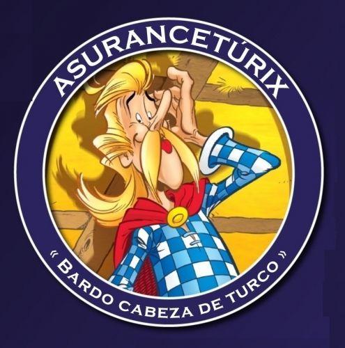Asuranceturix (Asterix y Obelix)