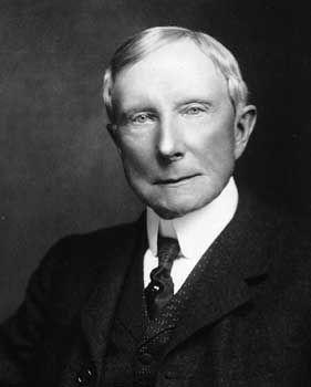 J. D. Rockefeller