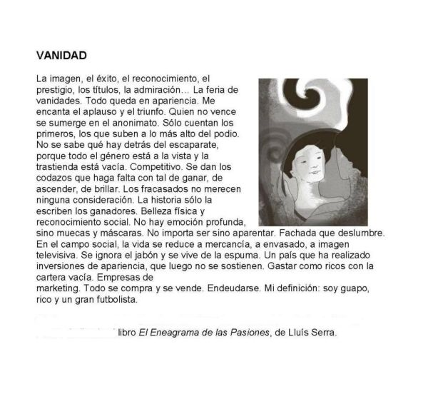 3 - Vanidad
