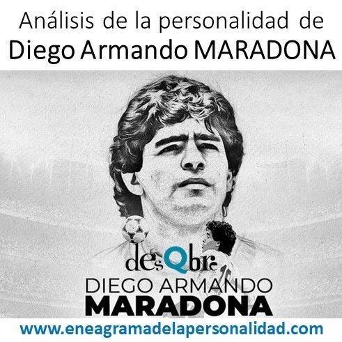Análisis de la personalidad de Diego Armando MARADONA