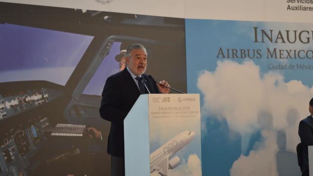 De acuerdo con Rafael Alonso, de Airbus: el trafico aéreo va a crecer en los próximos años a una medida de 4.5% anual, duplicando el número de pasajeros actuales