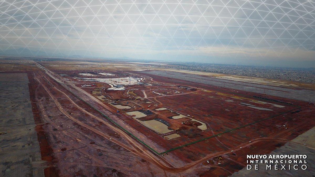 Resultado de imagen para Nuevo Aeropuerto Mexico NAIM