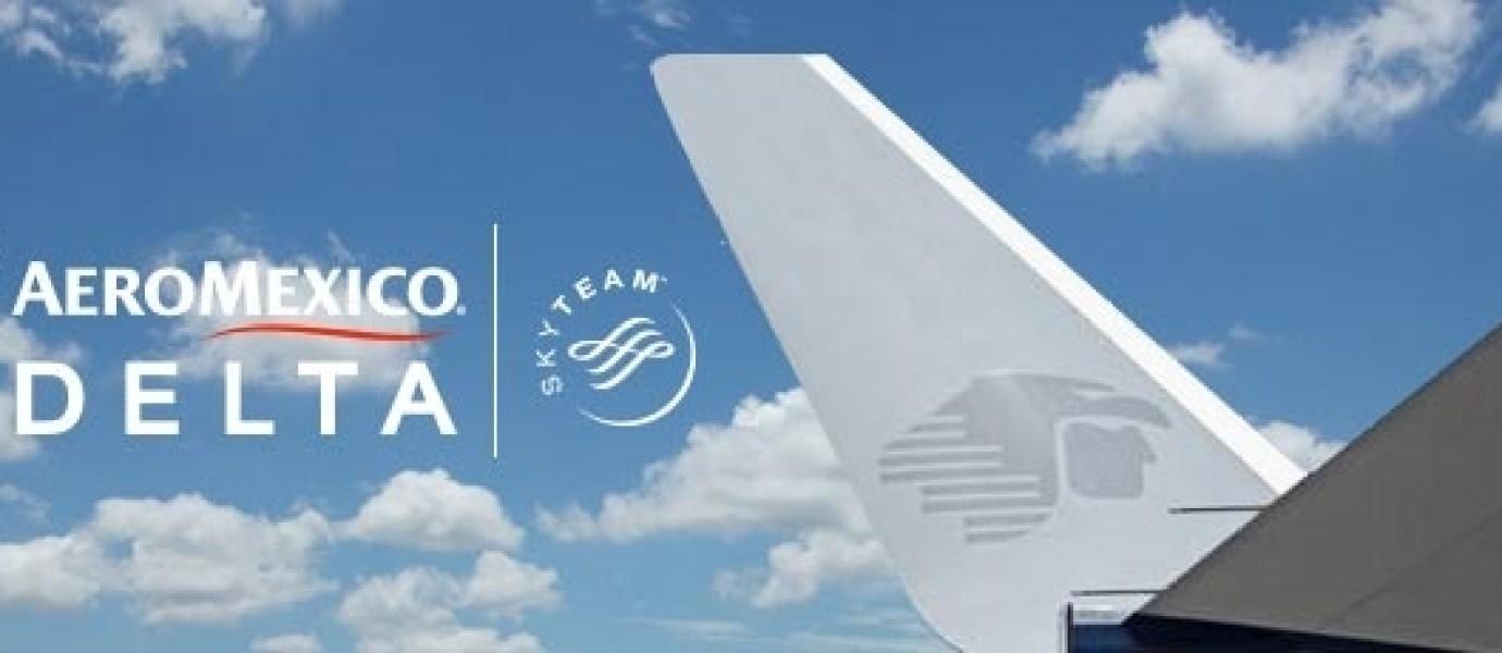 Resultado de imagen para Aeromexico  Delta