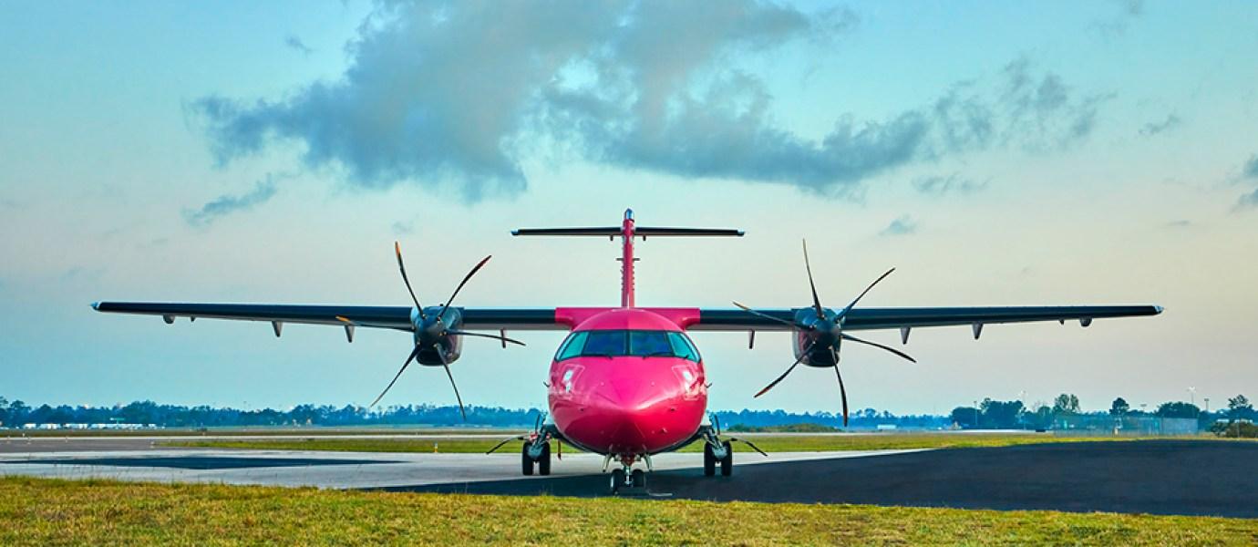 Resultado de imagen para ATR 72-600 Silver Airways Caribe