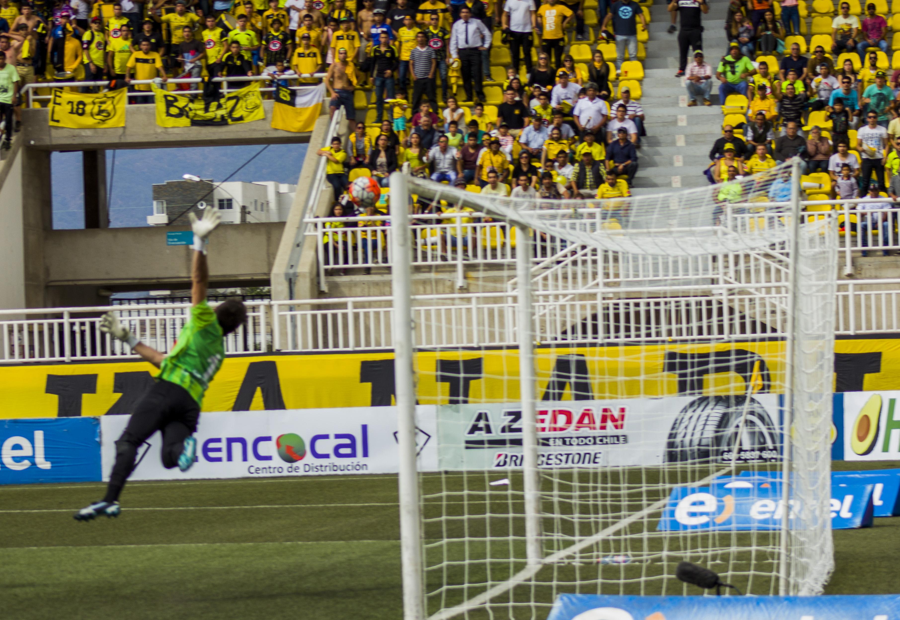 Galería de fotos: San Luis vs Unión La Calera