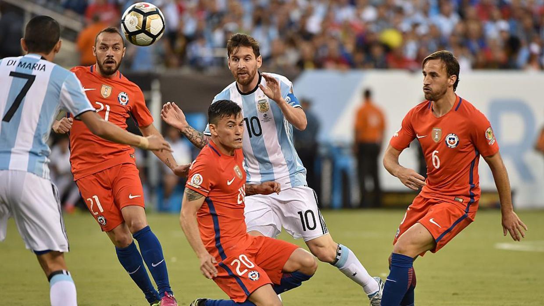 Chile enfrentará al campeón de la Eurocopa