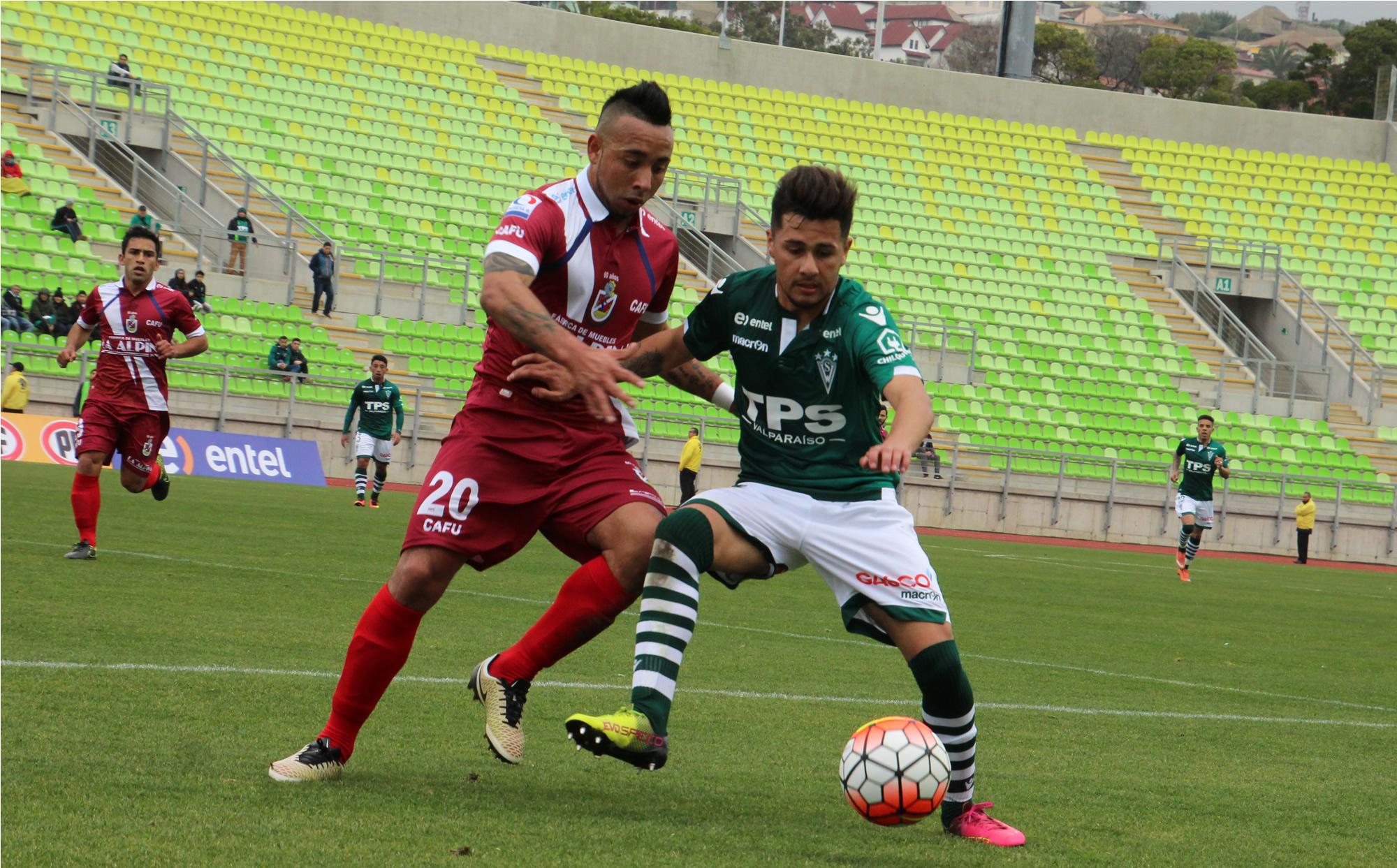 Galería de fotos: Santiago Wanderers vs. La Serena