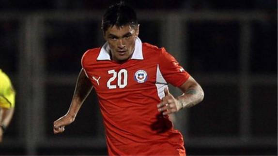 Rodrigo Millar es la principal novedad de la «Roja» para los duelos ante Paraguay y Bolivia