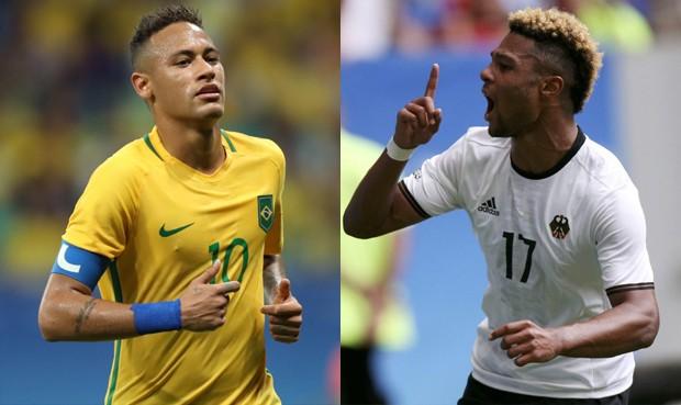 Penales: Brasil 1 (5)-1 (4) Alemania