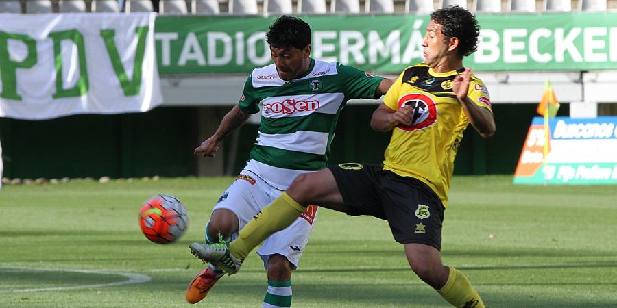 Deportes Temuco cosechó sus primeros tres puntos como local