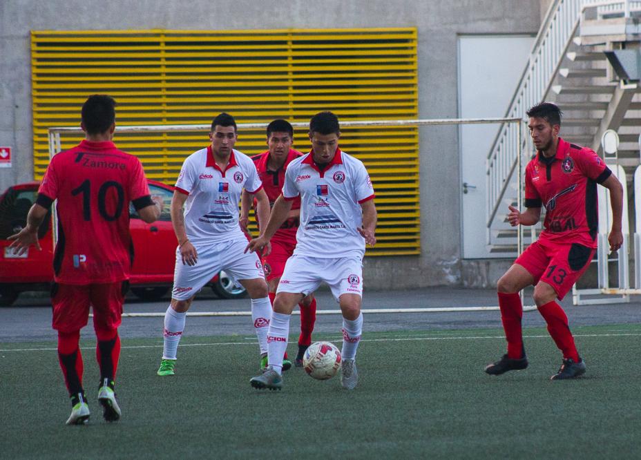 Galería de fotos: Deportes Limache vs. Provincial Talagante