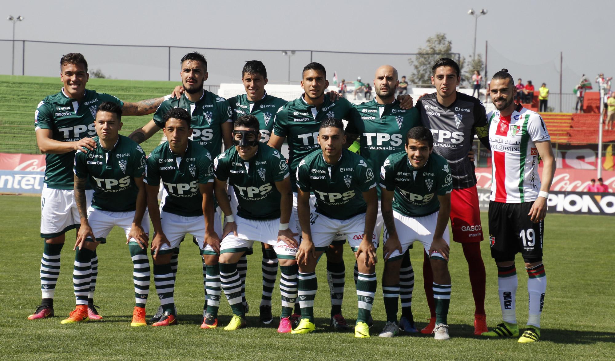 Galería de fotos: Palestino vs. Santiago Wanderers