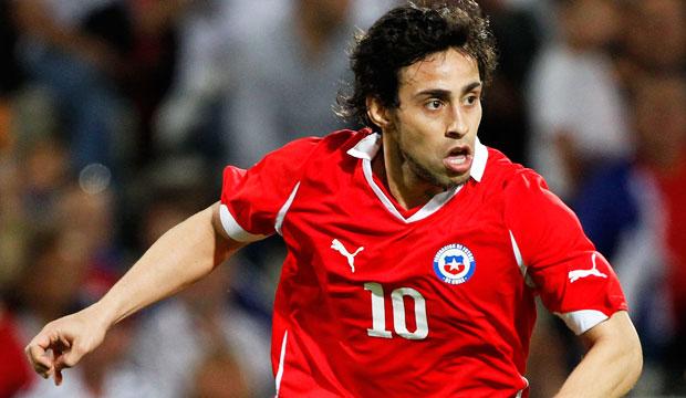 Jorge Valdivia regresa a la selección chilena