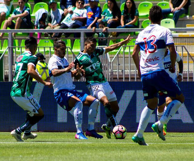 Galería de fotos: Santiago Wanderers vs. Universidad Católica