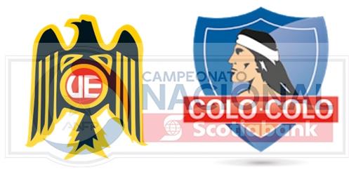 Finalizado: U.Española 0-3 Colocolo