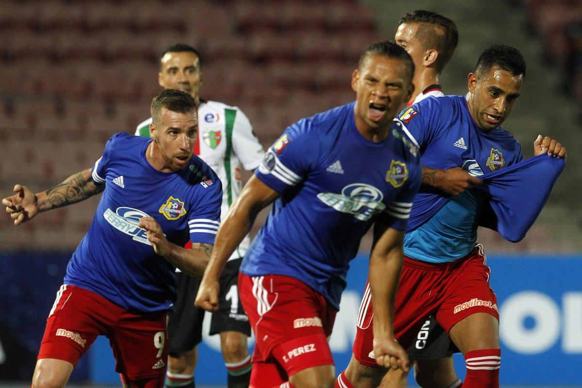 Un bajo Palestino cedió la llave de ida ante el debutante Atlético Venezuela