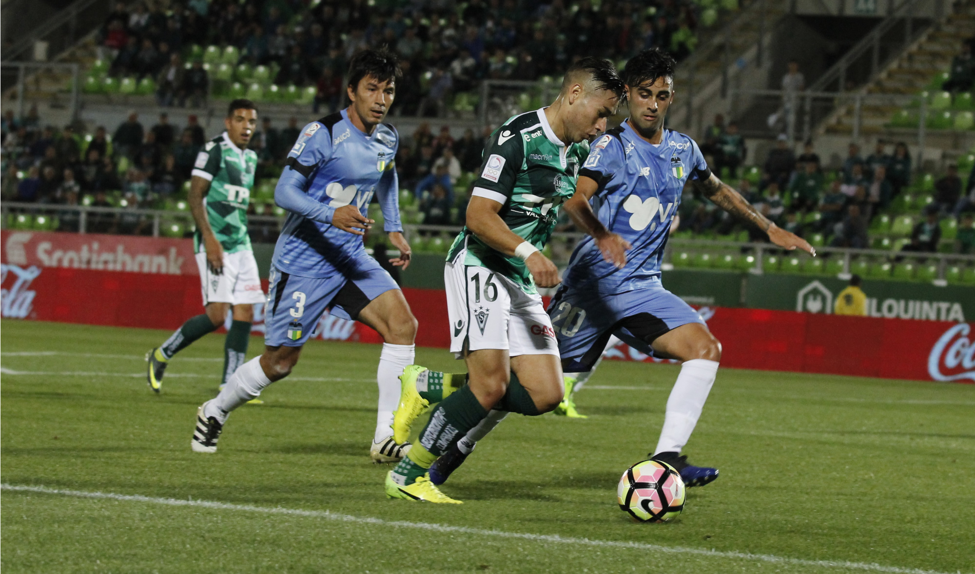 Galería de fotos: Santiago Wanderers vs O'Higgins
