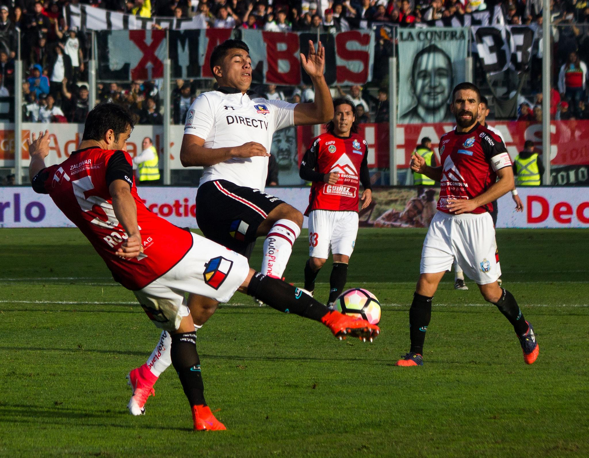 Galería de fotos: Colo-Colo vs Deportes Antofagasta