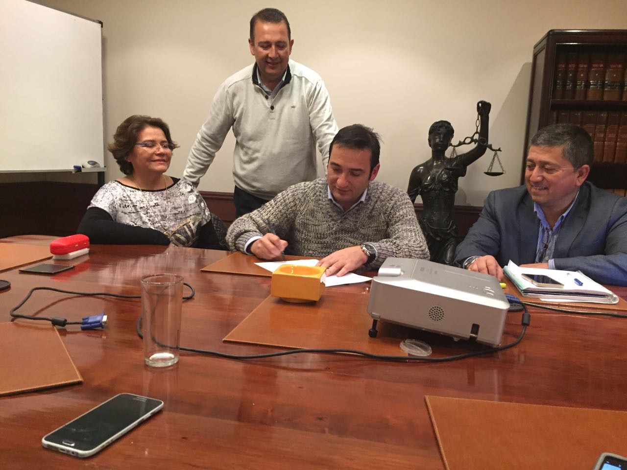 Luis Landeros es el nuevo estratega de Iberia