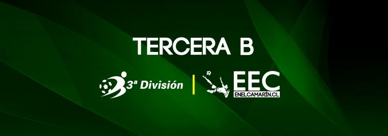 Resultados Fecha 16 Tercera B 2017 Zona Centro