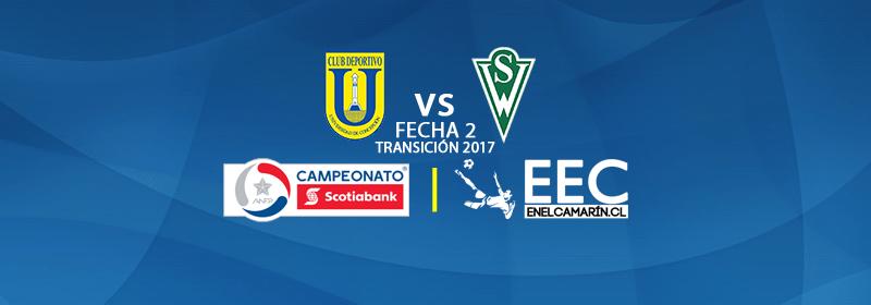 Finalizado: U.de Concepción 2-2 S.Wanderers