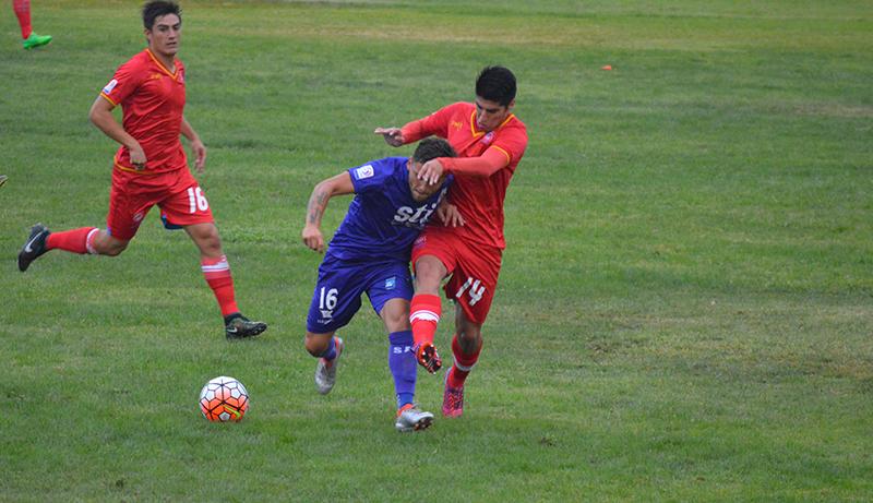 Se suspende el duelo entre Independiente de Cauquenes y San Antonio Unido
