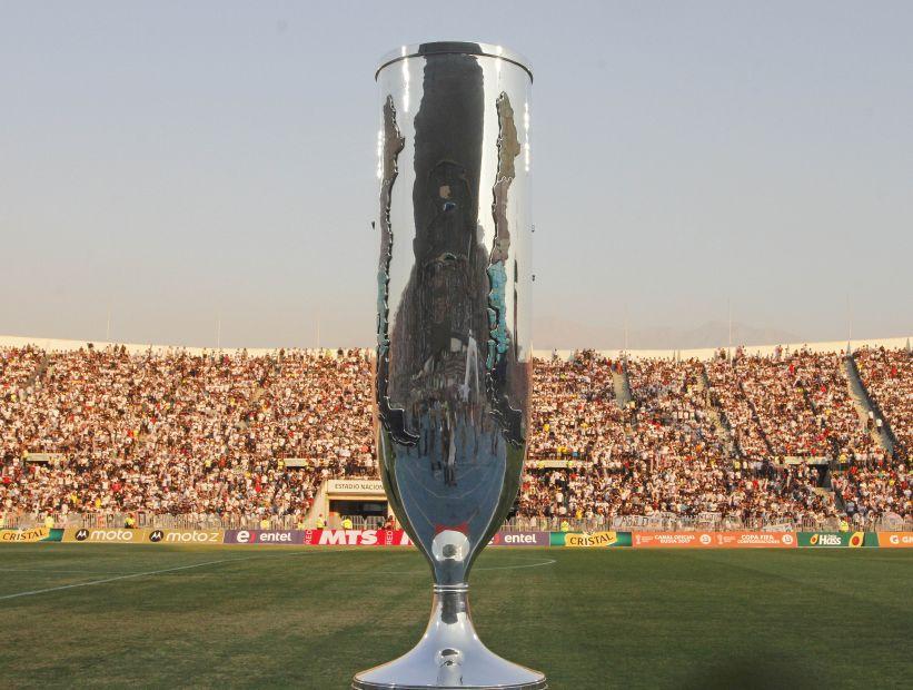 Los Cuartos de Final en Copa Chile se disputarán antes de Fiestas Patrias