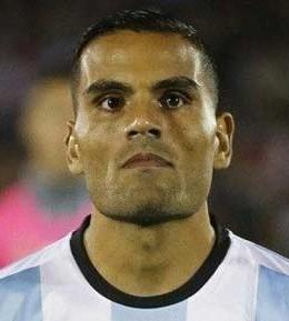4. Gabriel Mercado