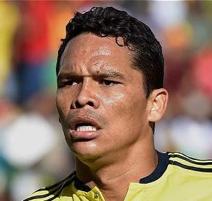 7. Carlos Bacca