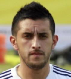 12. Camilo Vargas
