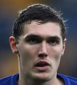 4. Andreas Christensen