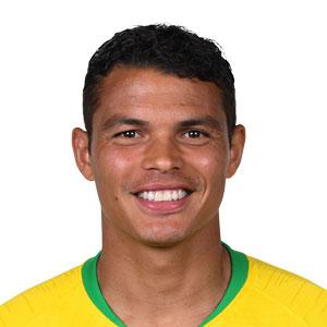 3. Thiago Silva