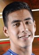 32. Pedro Uribe (Sub-20)