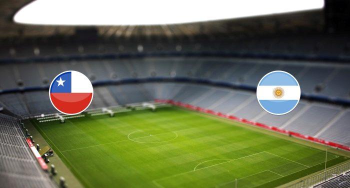 Finalizado: Chile 0-0 Argentina