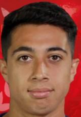 26. Héctor Alejandro Muñoz (Sub-20)