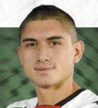 19. Benjamín Rojas (Sub 21)