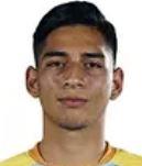 12. Diego Stuardo (Sub 21)
