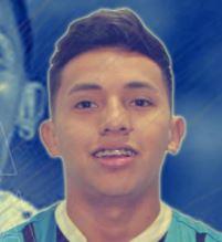 17. John García (BOL)