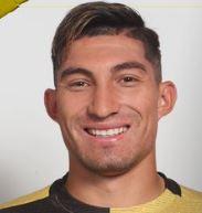 7. Mathías Pinto